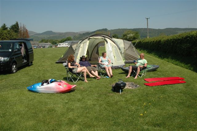 Adults only campsite north wales